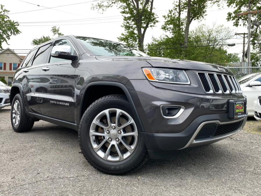 Used Jeep Grand Cherokee 4WD 4dr Limited 2015 | Easy Credit of Jersey. South Hackensack, New Jersey