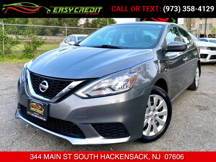 Used Nissan Sentra SV 2017 | Easy Credit of Jersey. South Hackensack, New Jersey
