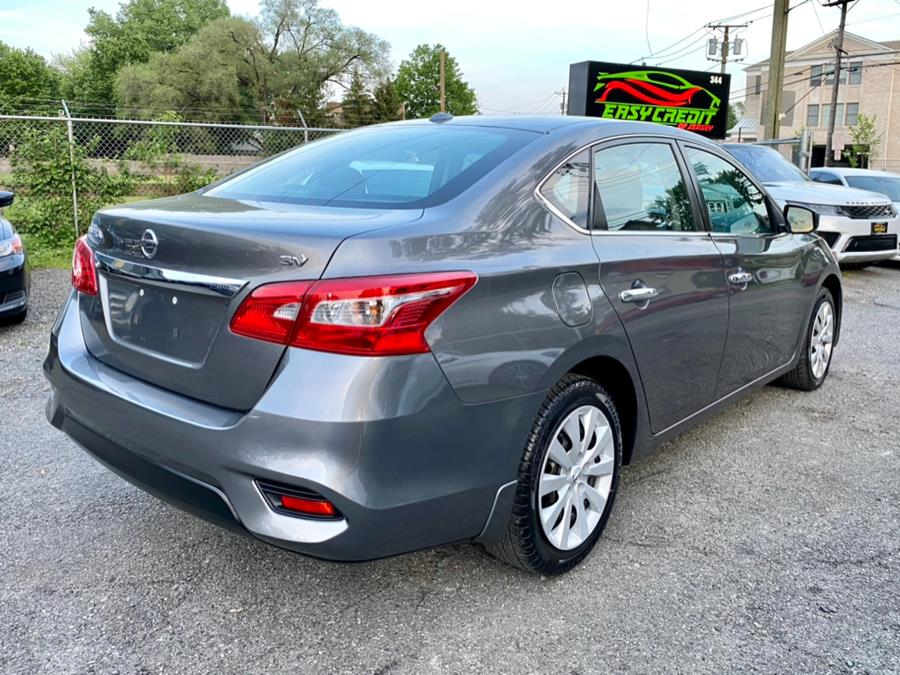 Used Nissan Sentra SV 2017   Easy Credit of Jersey. South Hackensack, New Jersey