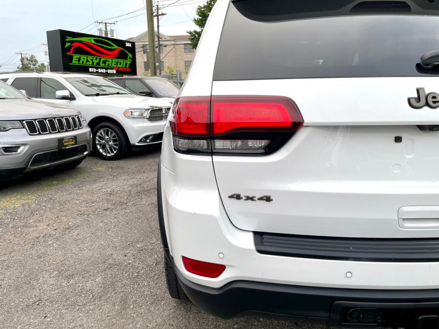 Used Jeep Grand Cherokee 4WD 4dr Laredo anniversary Edition 2016   Easy Credit of Jersey. South Hackensack, New Jersey