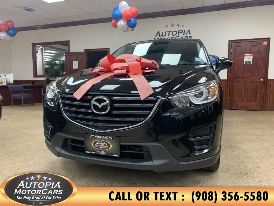 Used 2016 Mazda CX-5 in Union, New Jersey | Autopia Motorcars Inc. Union, New Jersey