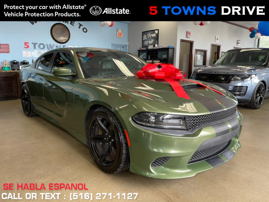 Used Dodge Charger SRT Hellcat RWD 2018 | 5 Towns Drive. Inwood, New York