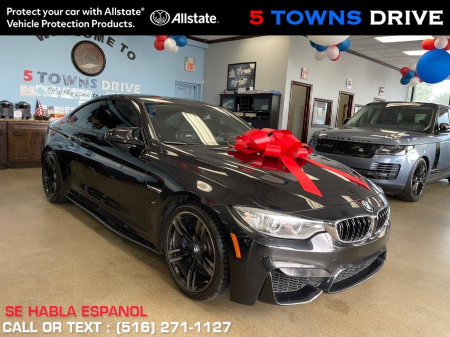 Used BMW M4 2dr Cpe 2016   5 Towns Drive. Inwood, New York