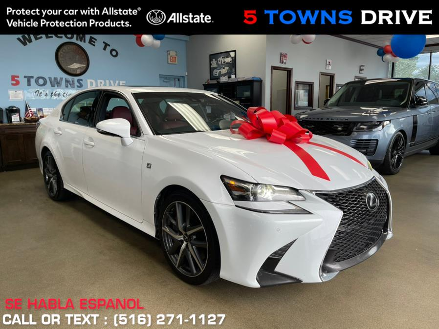 Used Lexus GS 350 4dr Sdn RWD F Sport 2016 | 5 Towns Drive. Inwood, New York