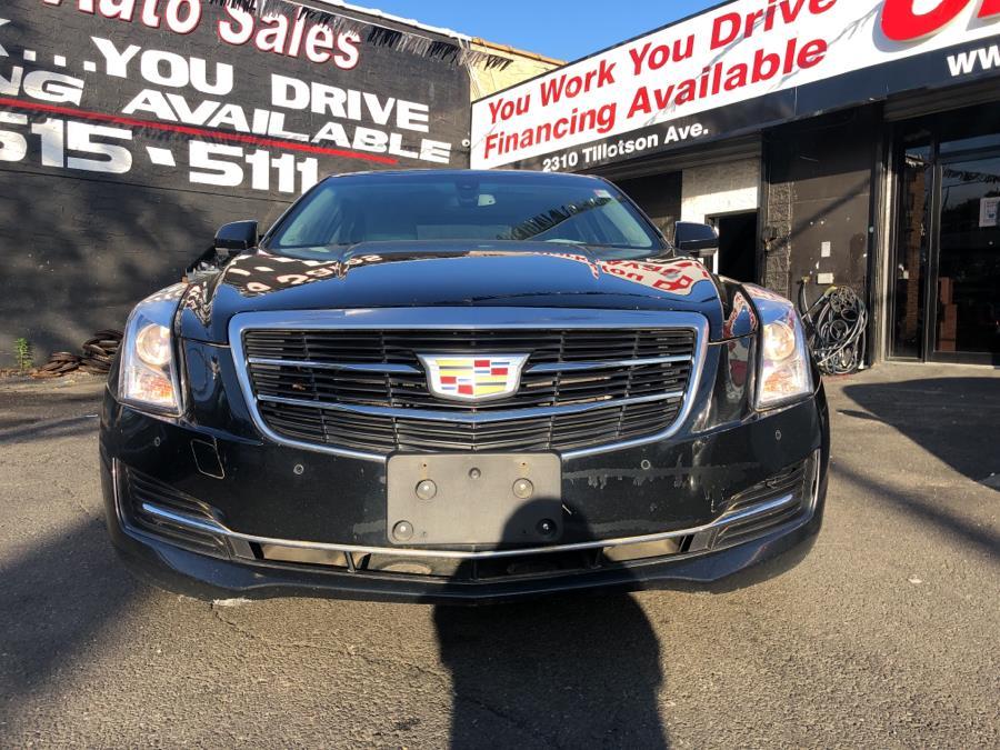 Used Cadillac ATS Sedan 4dr Sdn 2.0L Luxury Collection RWD 2016 | Champion Auto Sales. Bronx, New York