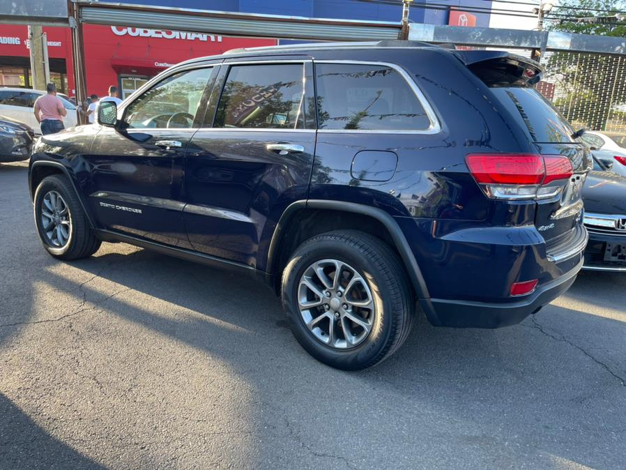 Used Jeep Grand Cherokee 4WD 4dr Limited 2014 | Champion Auto Sales. Bronx, New York