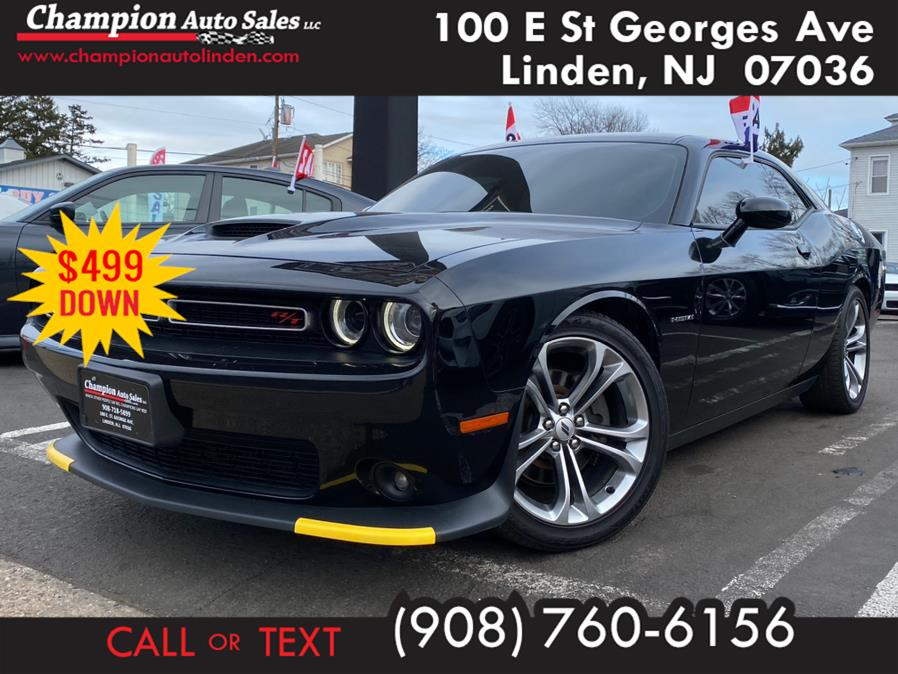 Used 2020 Dodge Challenger in Linden, New Jersey | Champion Auto Sales. Linden, New Jersey