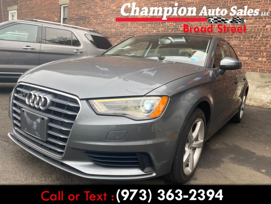 Used 2015 Audi A3 in Newark, New Jersey | Champion Auto Sales. Newark, New Jersey