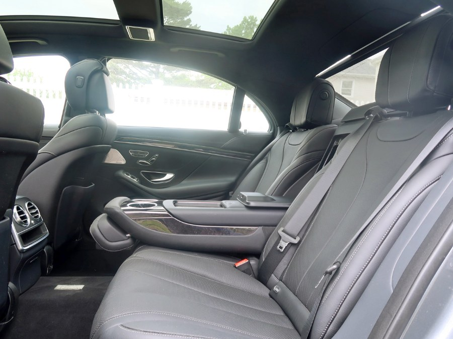 Used Mercedes-benz S-class S 450 2018   Auto Expo Ent Inc.. Great Neck, New York