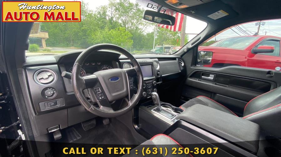 "Used Ford F-150 4WD SuperCrew 157"" FX4 TREMOR 2013 | Huntington Auto Mall. Huntington Station, New York"