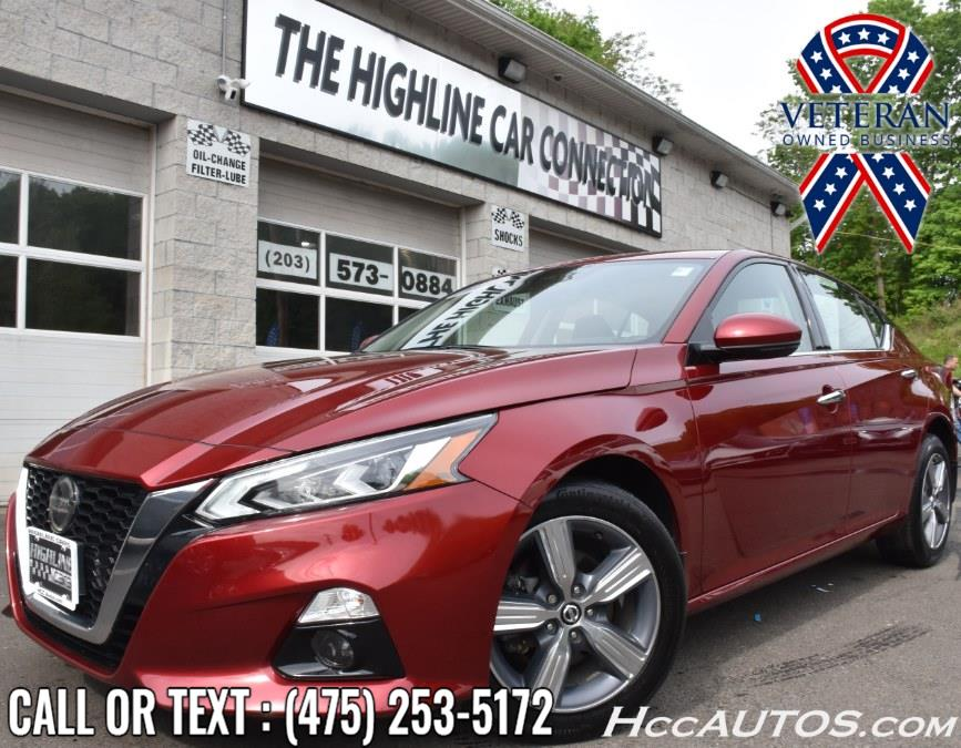 Used 2019 Nissan Altima in Waterbury, Connecticut | Highline Car Connection. Waterbury, Connecticut