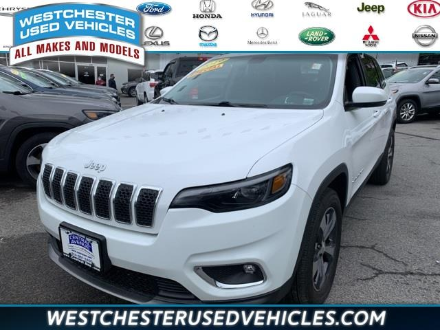 Used Jeep Cherokee Limited 4x4 2019   Apex Westchester Used Vehicles. White Plains, New York