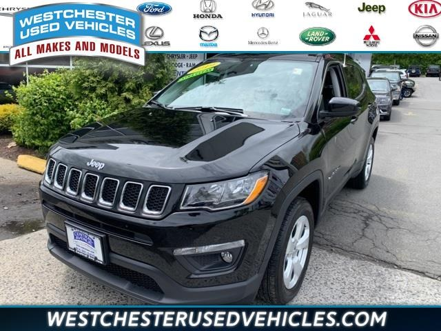 Used Jeep Compass Latitude 4x4 2019 | Apex Westchester Used Vehicles. White Plains, New York