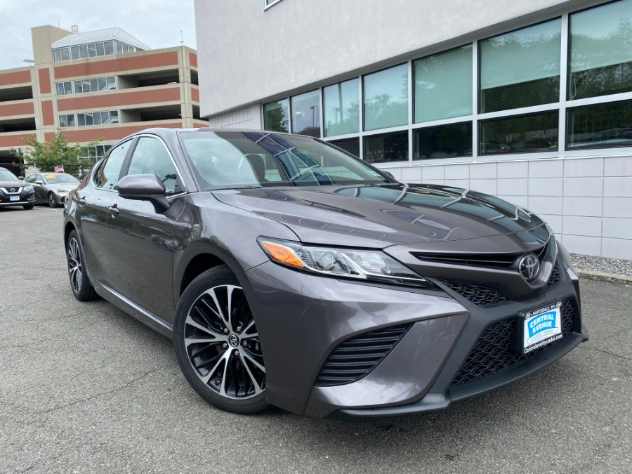 Used Toyota Camry LE Auto (Natl) 2018 | Apex Westchester Used Vehicles. White Plains, New York