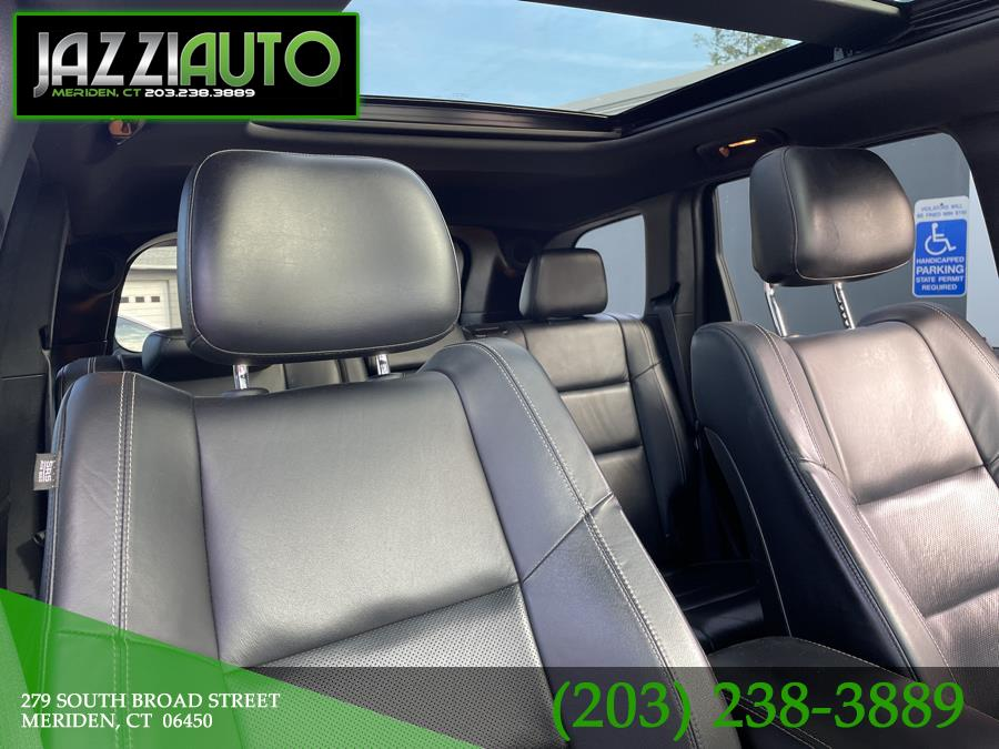 Used Jeep Grand Cherokee 4WD 4dr Limited 2015   Jazzi Auto Sales LLC. Meriden, Connecticut