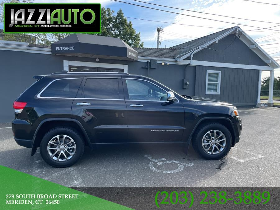 Used Jeep Grand Cherokee 4WD 4dr Limited 2015 | Jazzi Auto Sales LLC. Meriden, Connecticut
