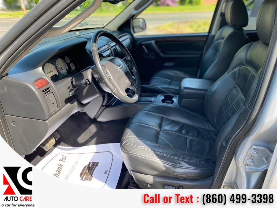 Used Jeep Grand Cherokee 4dr Limited 4WD 2004 | Auto Care Motors. Vernon , Connecticut