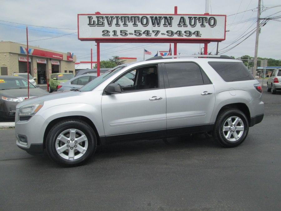 Used 2014 GMC Acadia in Levittown, Pennsylvania | Levittown Auto. Levittown, Pennsylvania