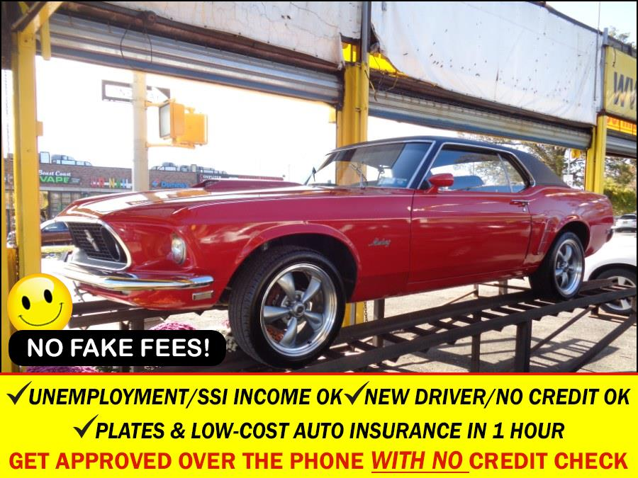 Used Ford Mustang 2 Door Coupe 1969   Sunrise Auto Sales. Rosedale, New York