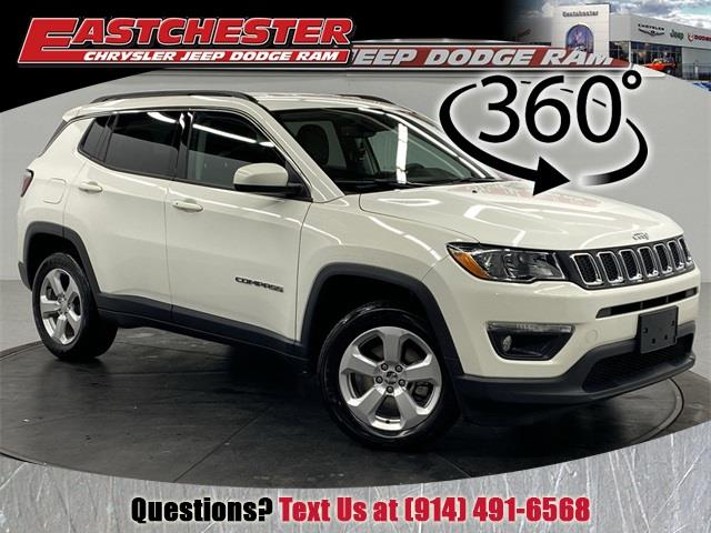 Used 2019 Jeep Compass in Bronx, New York | Eastchester Motor Cars. Bronx, New York