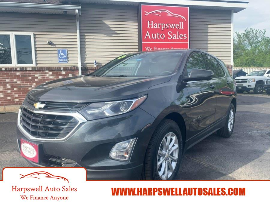 Used Chevrolet Equinox AWD 4dr LT w/2FL 2019 | Harpswell Auto Sales Inc. Harpswell, Maine
