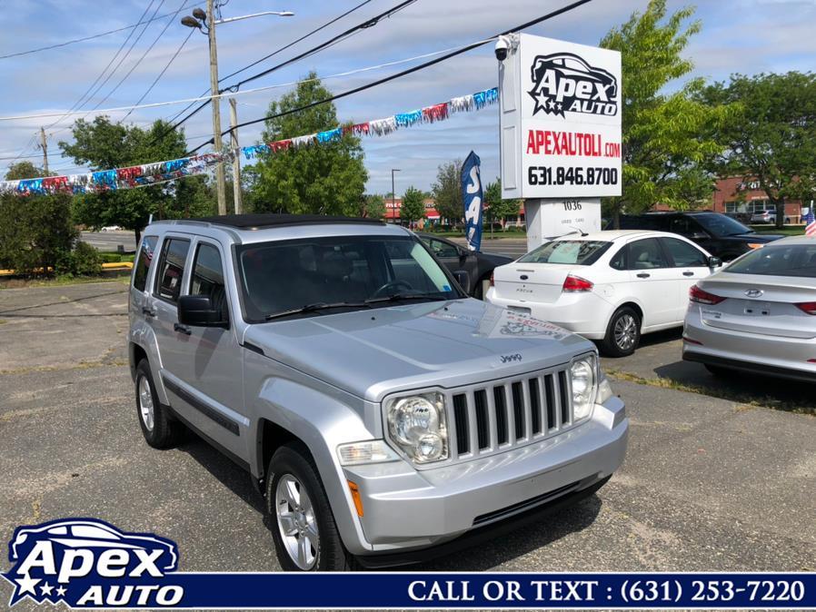 Used 2012 Jeep Liberty in Selden, New York | Apex Auto. Selden, New York