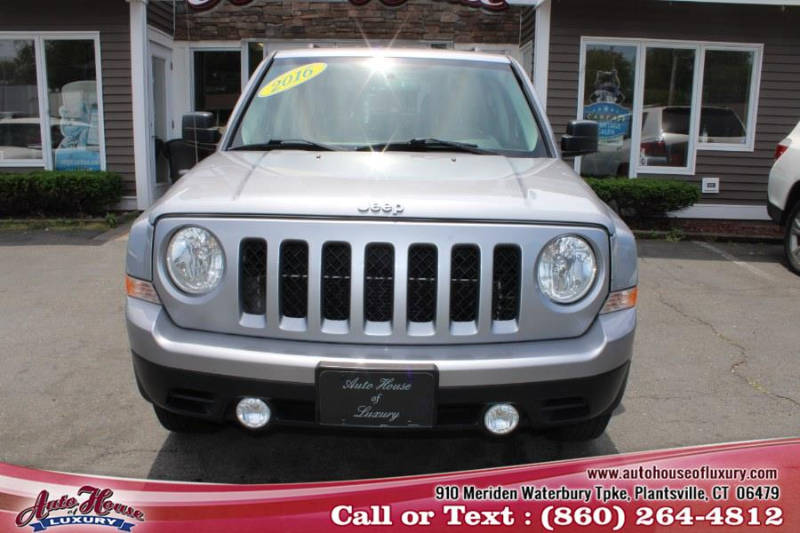 Used Jeep Patriot 4WD 4dr High Altitude Edition 2016 | Auto House of Luxury. Plantsville, Connecticut