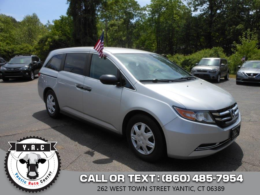 Used Honda Odyssey 5dr LX 2014 | Yantic Auto Center. Yantic, Connecticut