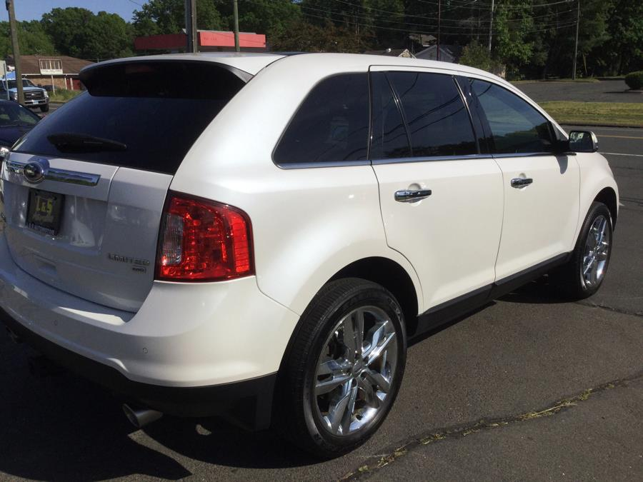 Used Ford Edge 4dr Limited AWD 2013   L&S Automotive LLC. Plantsville, Connecticut