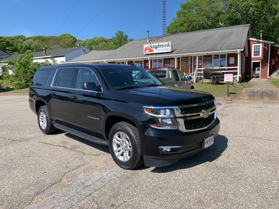 Used 2017 Chevrolet Suburban in Old Saybrook, Connecticut | Saybrook Auto Barn. Old Saybrook, Connecticut