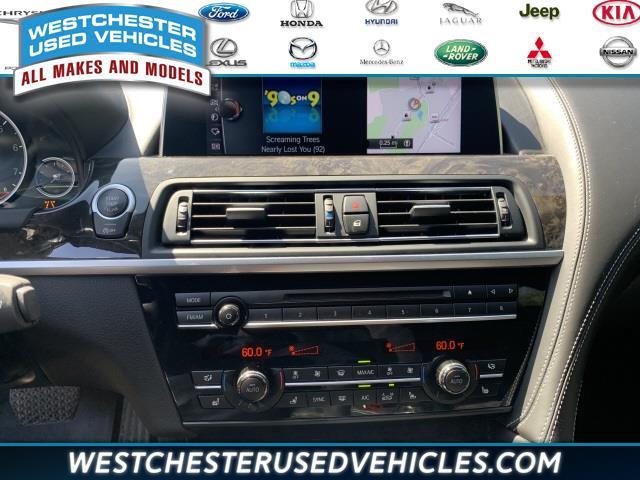 Used BMW 6 Series 650ix MSPORT 2017 | Westchester Used Vehicles. White Plains, New York