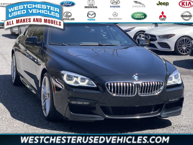 Used 2017 BMW 6 Series in White Plains, New York | Westchester Used Vehicles. White Plains, New York