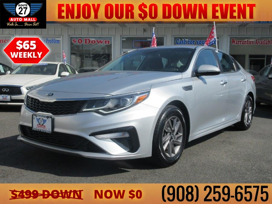 Used 2020 Kia Optima in Linden, New Jersey | Route 27 Auto Mall. Linden, New Jersey
