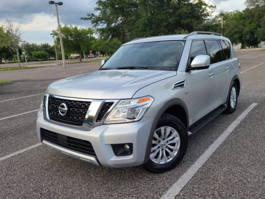 Used Nissan Armada 4x4  SV 2018 | Majestic Autos Inc.. Longwood, Florida