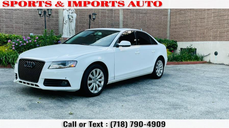 Used 2012 Audi A4 in Brooklyn, New York | Sports & Imports Auto Inc. Brooklyn, New York