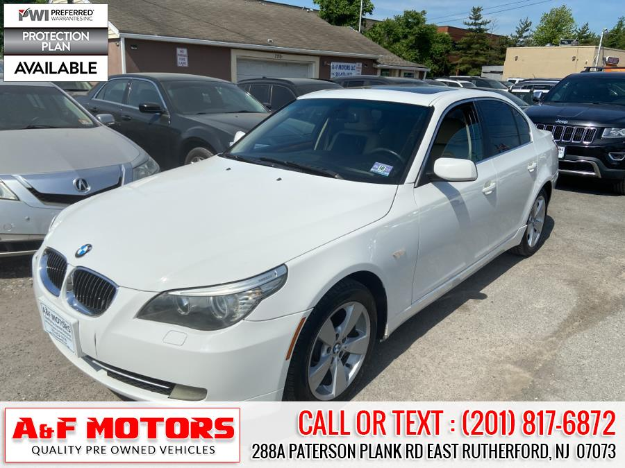 Used 2008 BMW 5 Series in East Rutherford, New Jersey | A&F Motors LLC. East Rutherford, New Jersey