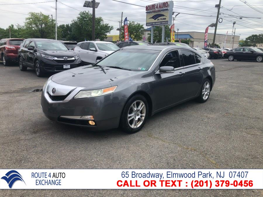 Used Acura TL 4dr Sdn 2WD Tech 2009 | Route 4 Auto Exchange. Elmwood Park, New Jersey
