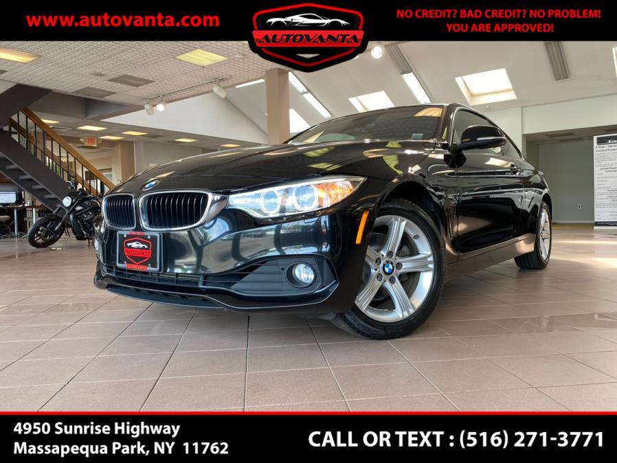 Used 2015 BMW 4 Series in Massapequa Park, New York | Autovanta. Massapequa Park, New York