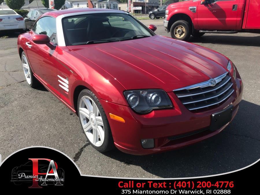 Used 2005 Chrysler Crossfire in Warwick, Rhode Island | Premier Automotive Sales. Warwick, Rhode Island