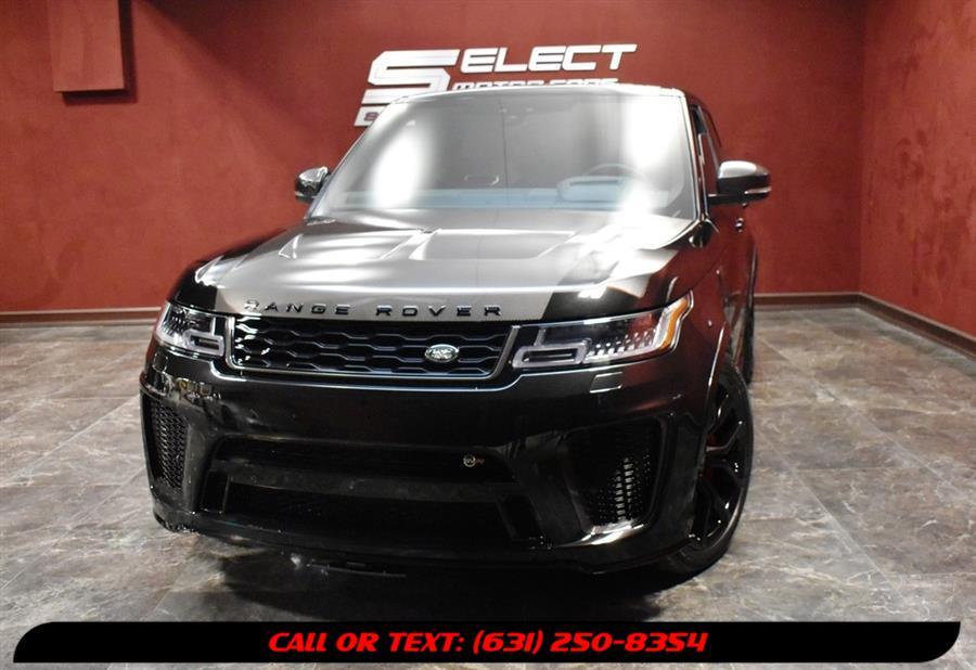 Used 2021 Land Rover Range Rover Sport in Deer Park, New York | Select Motor Cars. Deer Park, New York