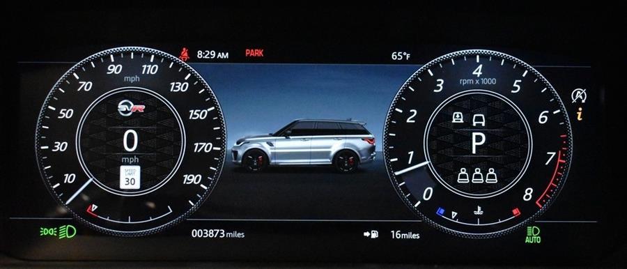 Used Land Rover Range Rover Sport SVR Carbon Edition 2021 | Select Motor Cars. Deer Park, New York