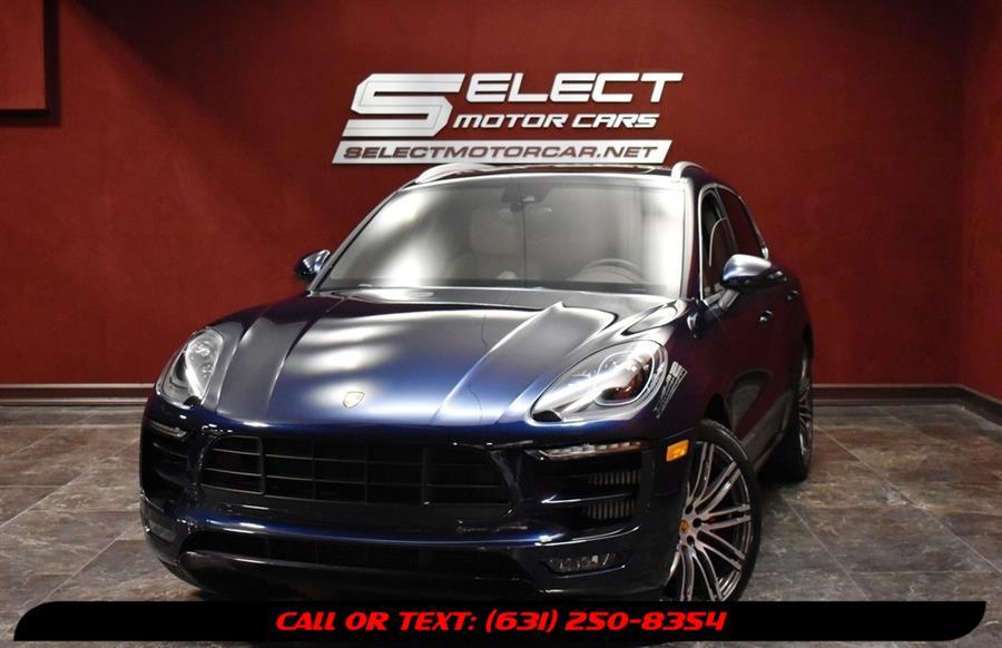 Used 2017 Porsche Macan in Deer Park, New York | Select Motor Cars. Deer Park, New York