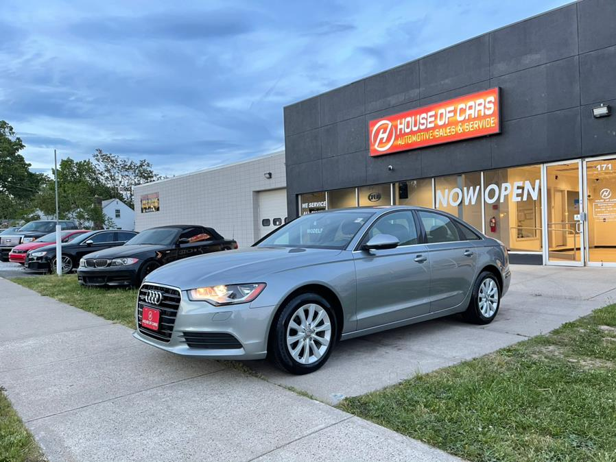 Used 2013 Audi A6 in Meriden, Connecticut | House of Cars CT. Meriden, Connecticut