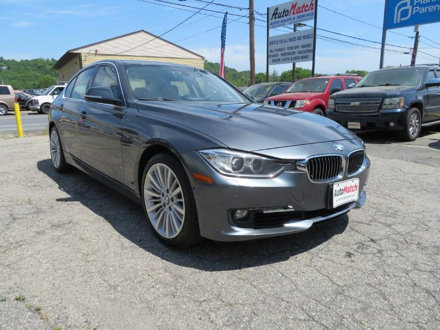 Used BMW 3 Series 4dr Sdn ActiveHybrid 3 2013 | Auto Match LLC. Waterbury, Connecticut