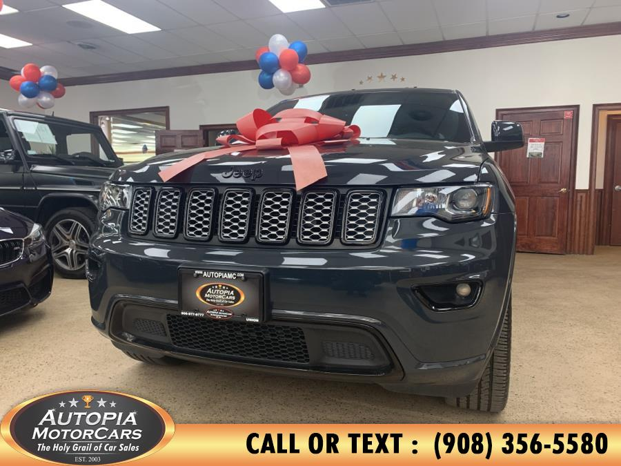 Used Jeep Grand Cherokee Altitude 4x4 *Ltd Avail* 2018 | Autopia Motorcars Inc. Union, New Jersey