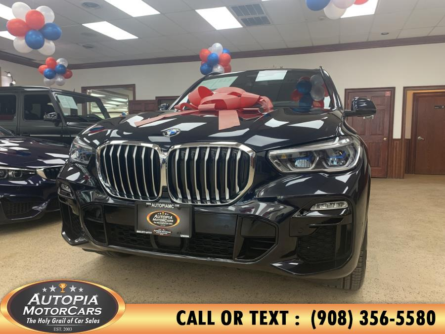 Used 2019 BMW X5 in Union, New Jersey | Autopia Motorcars Inc. Union, New Jersey
