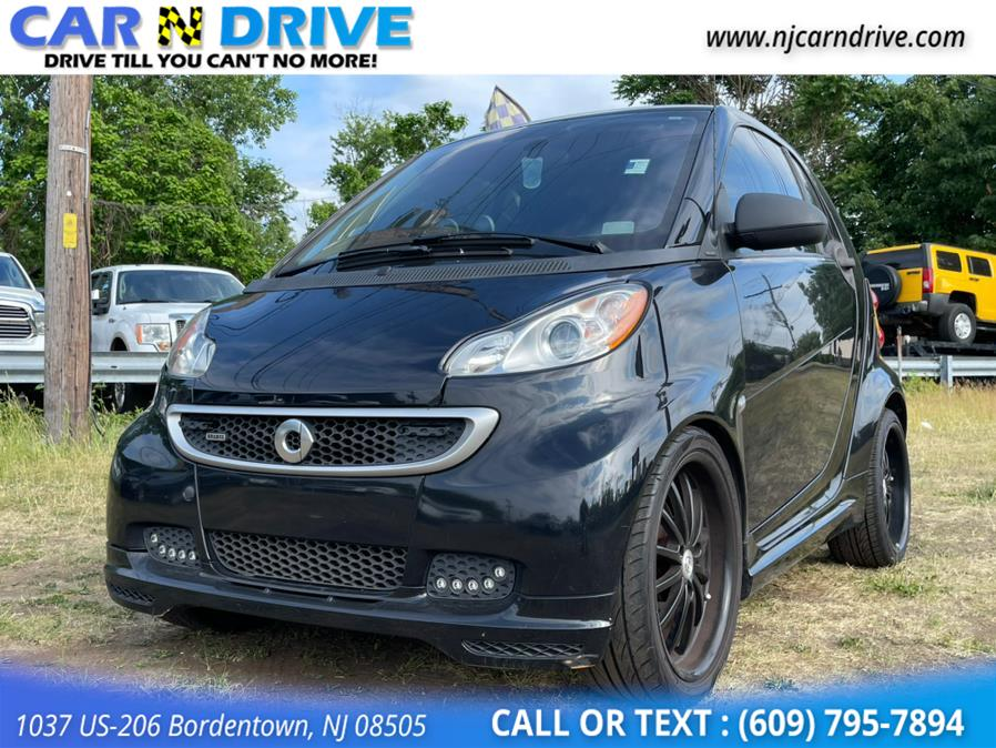 Used Smart Fortwo passion 2013   Car N Drive. Bordentown, New Jersey