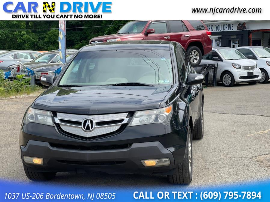 Used Acura Mdx Tech Package 2009 | Car N Drive. Bordentown, New Jersey