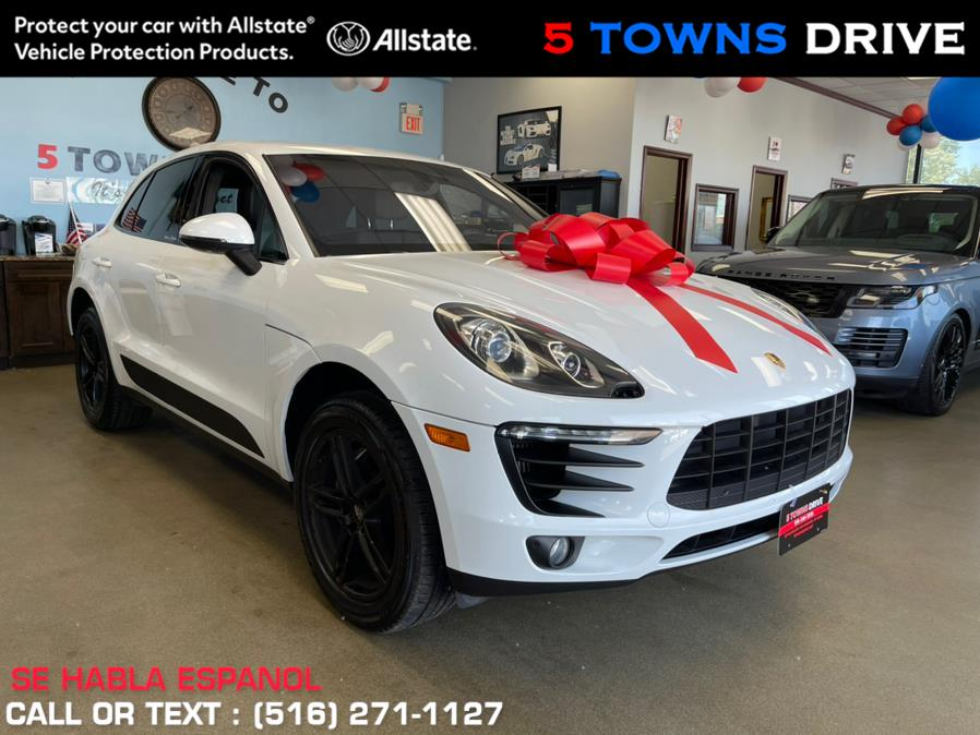 Used Porsche Macan AWD 4dr S 2016   5 Towns Drive. Inwood, New York