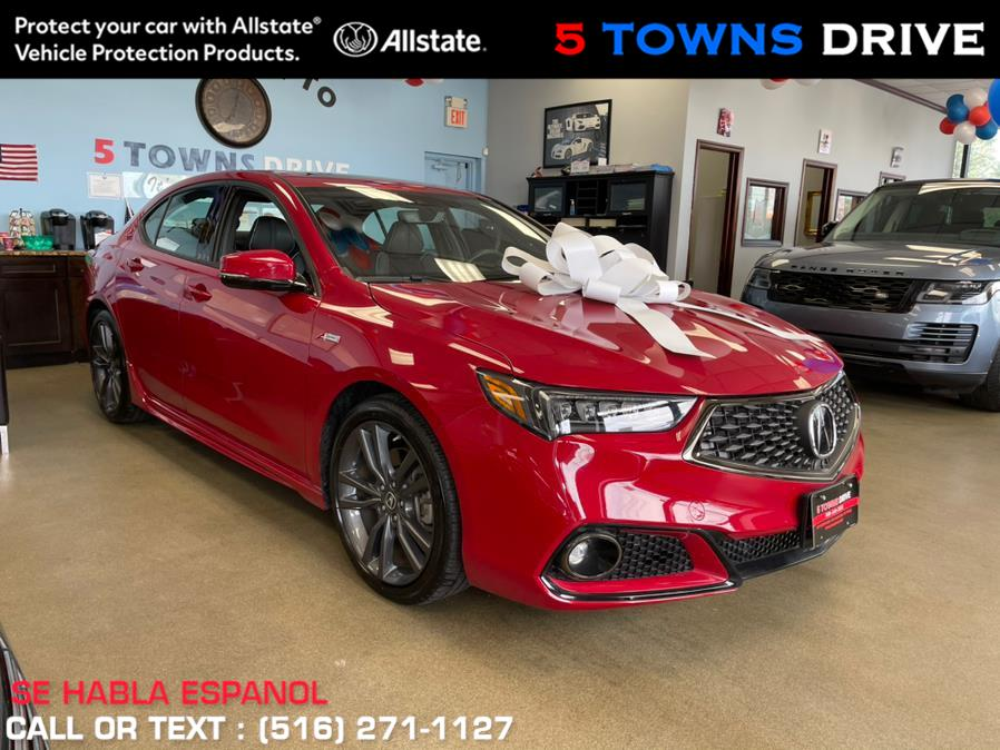 Used Acura TLX 2.4L FWD w/A-Spec Pkg 2019   5 Towns Drive. Inwood, New York